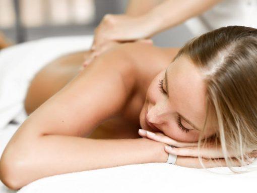 comfortable massage